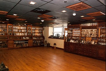 Cook-Hayman Pharmacy Museum