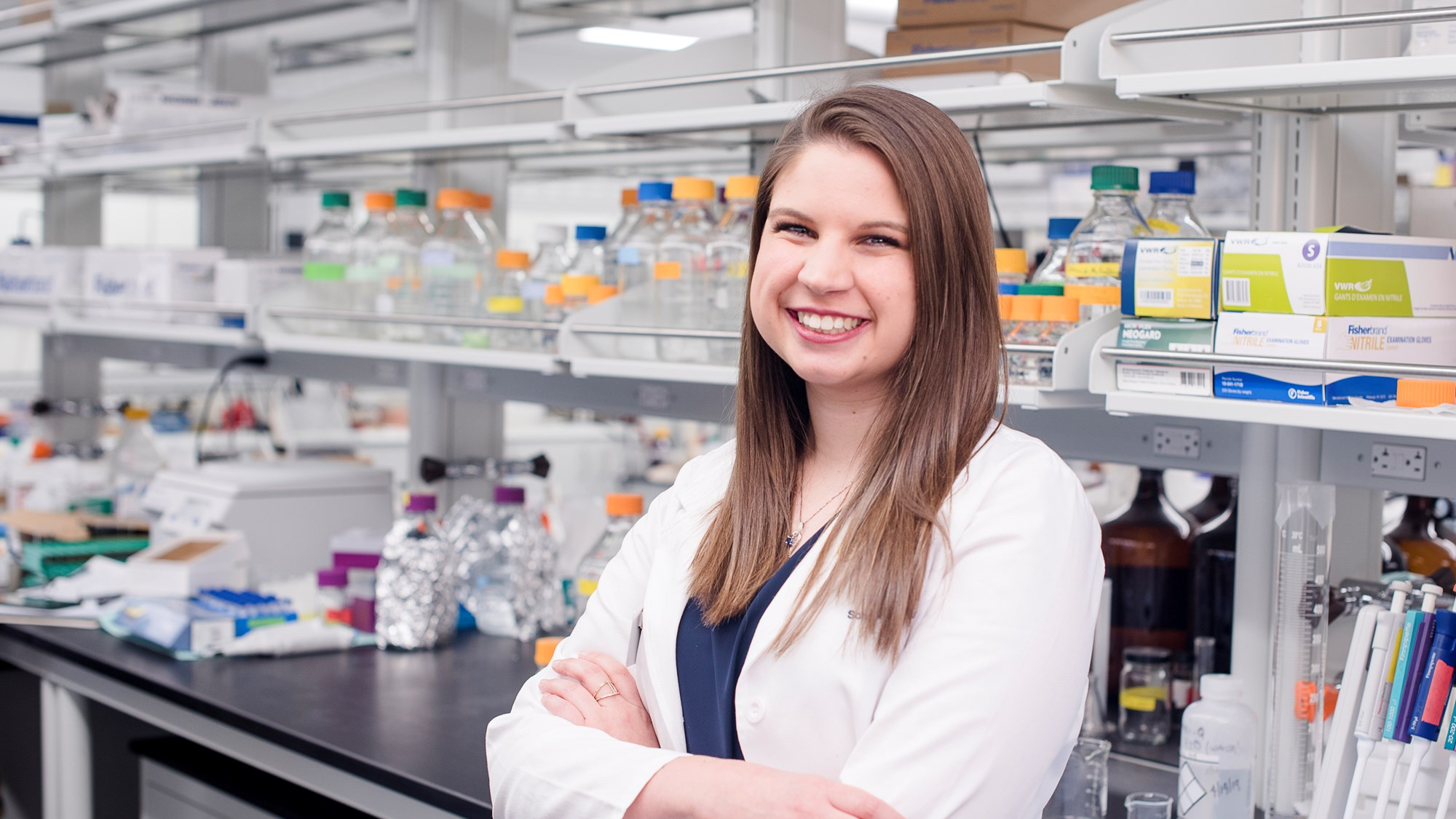 Maddie Harvey is a 2020 graduate of the WVU School of Pharmacy